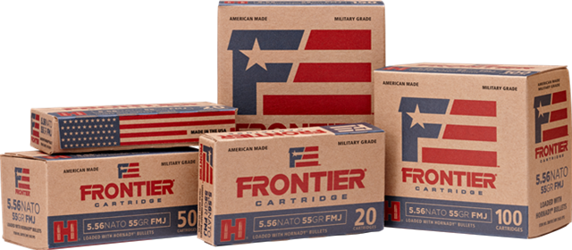 Frontier Cartridge - Hornady Ammunition