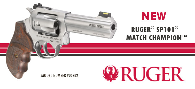 New Ruger V05782 Slider