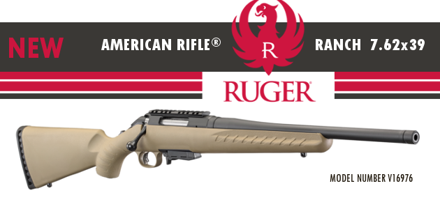 New Ruger V21181 Slider