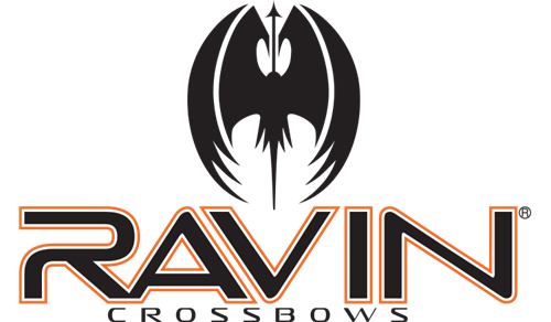 Ravin LOGO Black Vertical