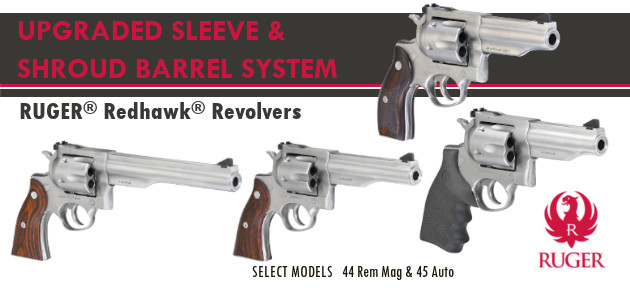 Slider_REINTRODUCING Ruger Redhawks